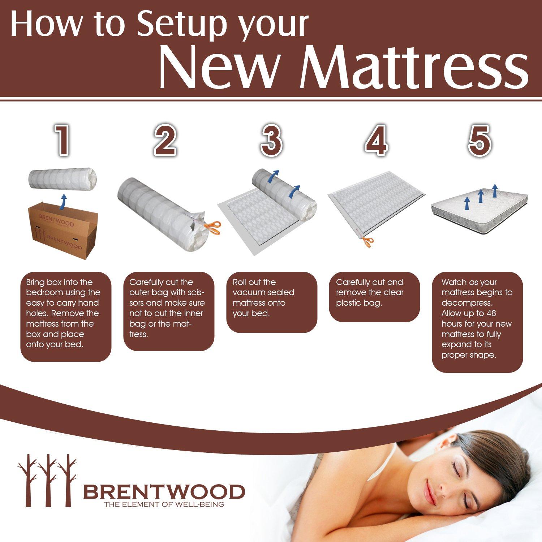 foam mattress package