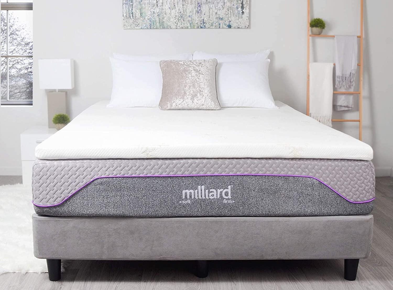 MILLIARD 2 Mattress Topper
