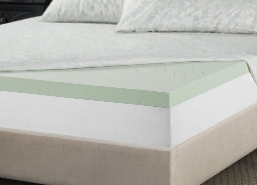 Sleep Master Green Tea Mattress