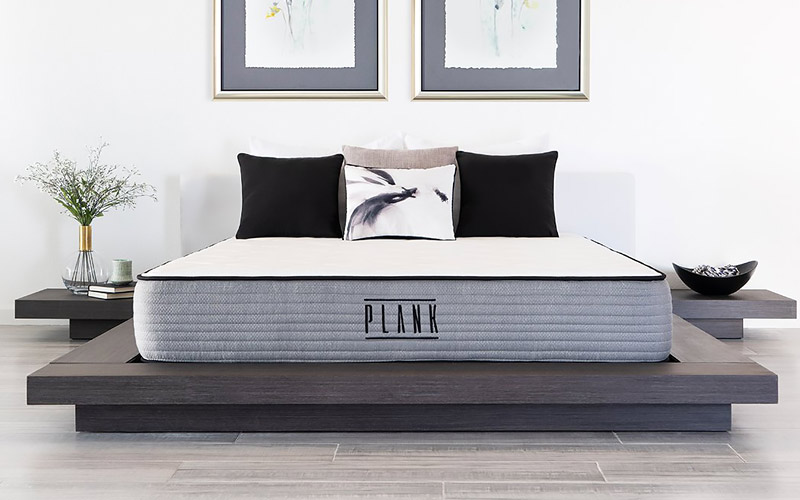 plank by brooklyn bedding best mattress for stomach sleepers